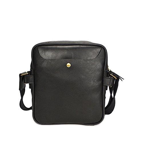 Bag Le Aszhdfihas Cuir Bags Bandoulière Travail Noir Sac Messenger Travel Pour couleur À Vintage Noir En L'école Crossbody Et xS46SCwI