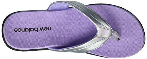 silver Women's Thong JoJo violet Balance Sandal New xa0nqR4a
