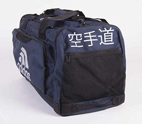 adidas Sporttasche blau Karate