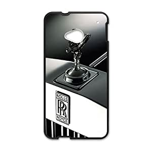 QQQO Rolls-Royce sign fashion cell phone case for HTC One M7