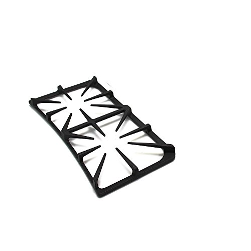 5304492147 Range Surface Burner Grate, Side Genuine Original Equipment Manufacturer (OEM) Part Black