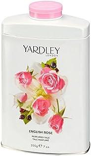 English Rose Perfumed Talco Perfumado 200 g