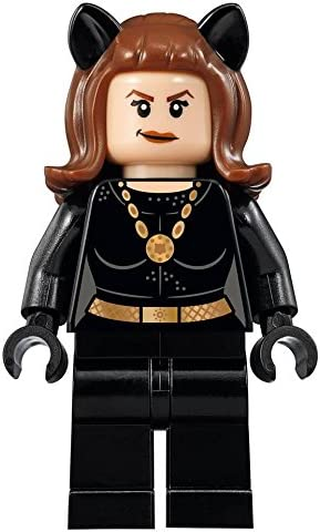 LEGO Super Heroes Classic TV Series Batman Minifigure - Catwoman (76052)
