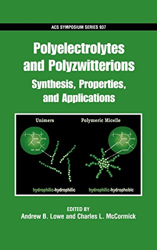 Polyelectrolytes and Polyzwitterions: Synthesis, Properties, and Applications (ACS Symposium Series)