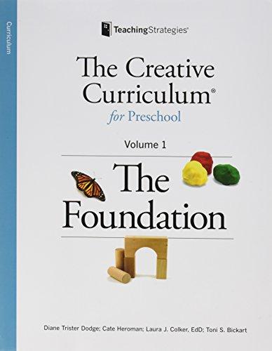 The Creative Curriculum for Preschool, Vol. 3: Literacy