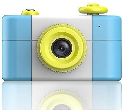 CamKing Appareil photo numérique pour enfants, nouveau Mini 1.5 caméra pour enfants (bleu)