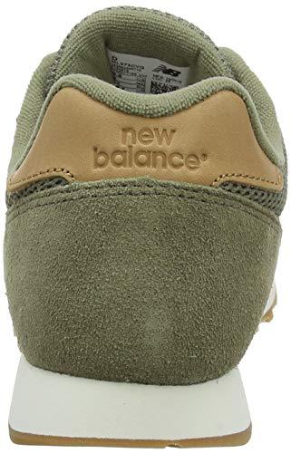Green Balance Les New Homme covert Green Formateurs Covert 373 Vert d04awCqFx