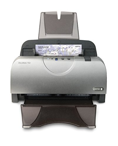 Xerox DocuMate 152i Duplex Color Document Scanner for PC and Mac