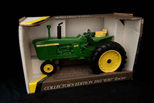 "1/16 John Deere 1961 ""4010"" Gas Narrow Front Tractor, Collector Edition"