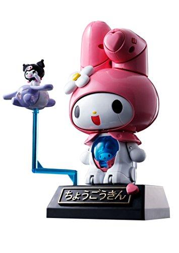 Bandai Tamashii Nations Chogokin Onegai My Moldy Action Figure