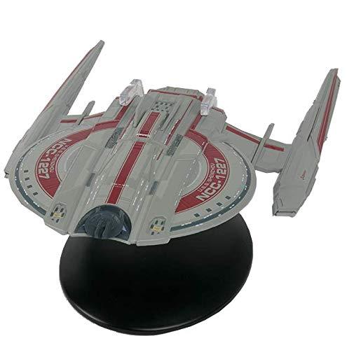 Star Trek: Discovery - USS Shenzhou, NCC-1227 model with magazine