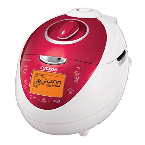 Cuckoo CRP-N0681F 6 Cup Electric Pressure Rice Cooker Review