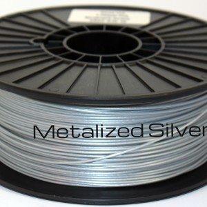 Superior 1 Kg Spool (COEX3D TRUE METALLIC SILVER PLA 1.75MM 3D PRINTER FILAMENT - 1 KG)