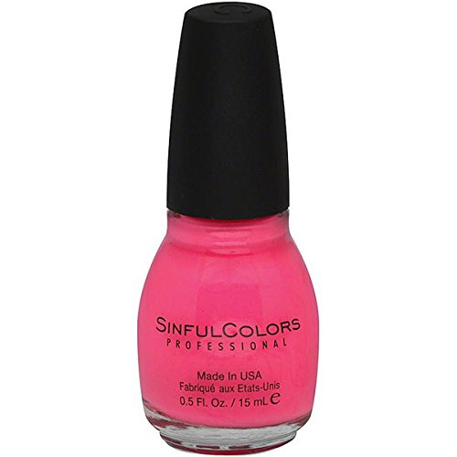 Sinful Colors Professional Nail Polish Enamel, 24/7 0.50 oz