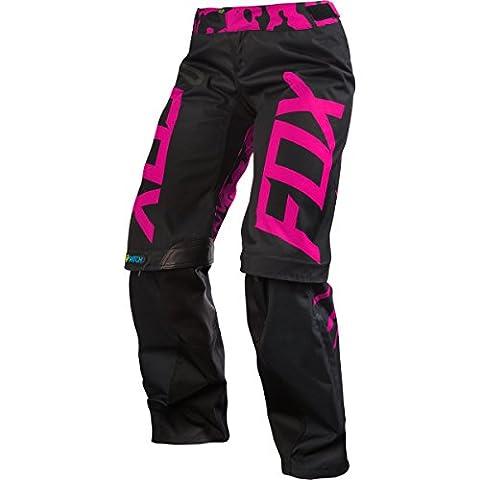 Fox Racing Switch 2016 Womens MX/Offroad Pants Pink 6 - Women Off Road Jerseys