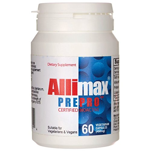 Allimax Prepro 60 Veg Caps