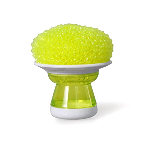 Pot Dish Brush - Jushye Myonly Functional Nylon Mini Scru...