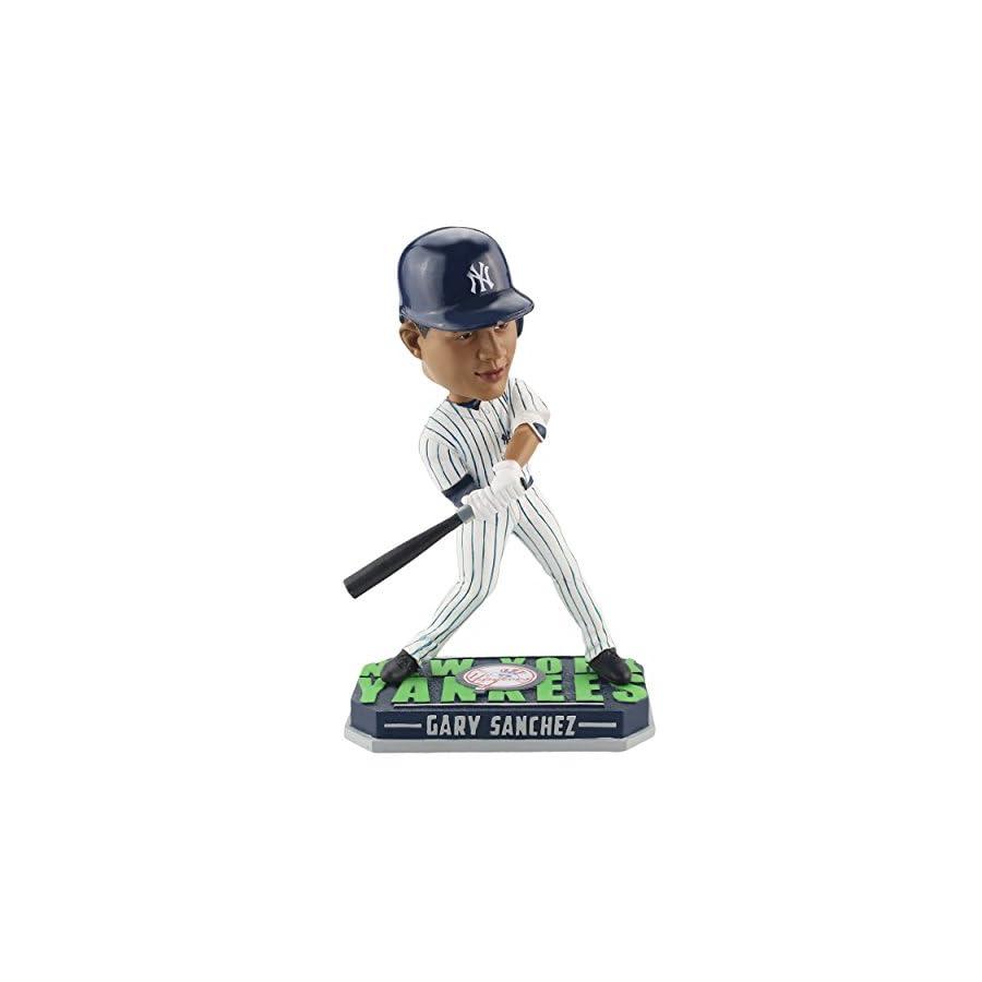 Gary Sanchez New York Yankees Glow in the Dark Special Edition Bobblehead MLB