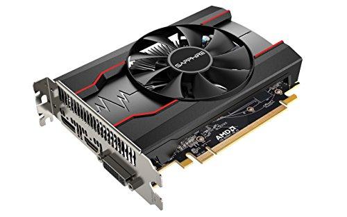 Sapphire Radeon PULSE RX 550 4GB GDDR5 HDMI / DVI-D / DP (UEFI) PCI-E Graphics Card 11268-01-20G by Sapphire Technology (Image #2)
