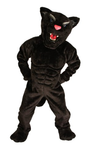 [ALINCO Panther Mascot Costume] (Alinco Costumes)