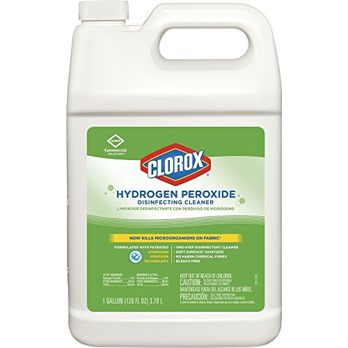 Clorox Hydrogen Peroxide Disinfecting Cleaner Refill, 128 ()
