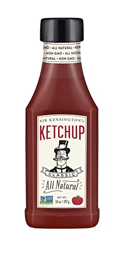 Sir Kensington's Classic Ketchup, 14 Ounce