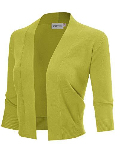 家庭バンドルセマフォMAYSIX APPAREL SWEATER レディース US サイズ: Medium カラー: グリーン
