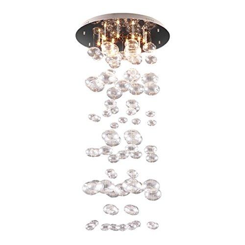 Bubble Cascade Pendant Light
