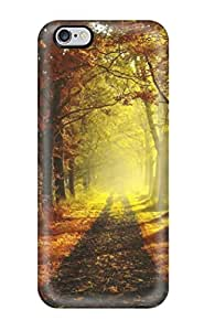 Cute Appearance Cover/tpu IkFemsw1944XJrNW Autumn Case For Iphone 6 Plus