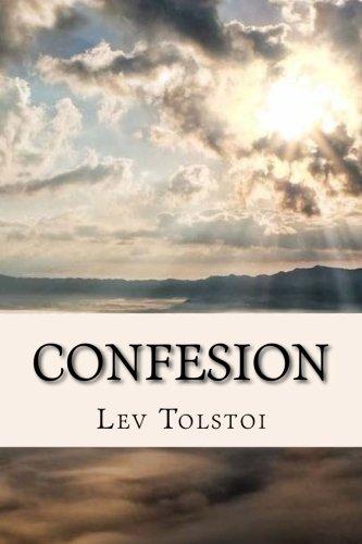 Confesion (Spanish) Edition (Spanish Edition) [Lev Nikolaievich Tolstoi] (Tapa Blanda)