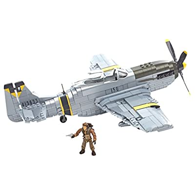 Mega Bloks Call of Duty Legends Air Strike Ace Building Set: Toys & Games