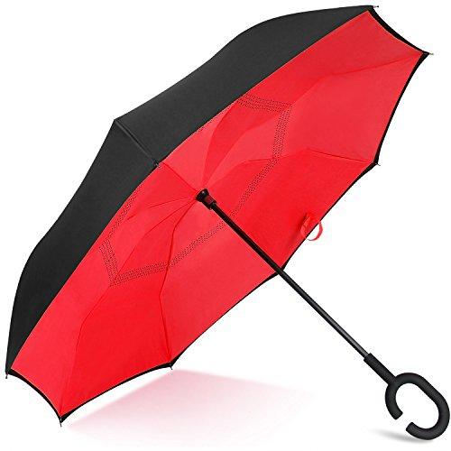 Rainlax Inverted Windproof Protection Umbrellas