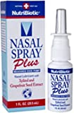 NUTRIBIOTIC Nasal Spray Plus, 1 oz., Health Care Stuffs