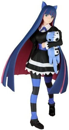 Banpresto 6.2 Panty Stocking with Garterbelt Stocking Anarchy Ichiban Kuji Figure