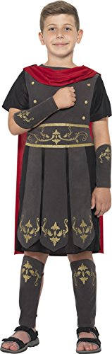 Boys Roman Soldier Costume Large - Kids Roman Soldier Costumes