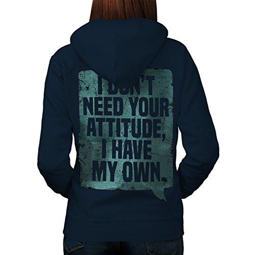 Attitude Hoodie - 1