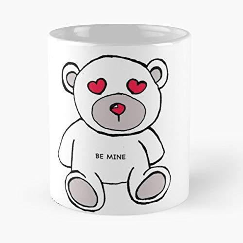 Valentines Day Love - Morning Coffee Mug Ceramic Best Gift 11 Oz