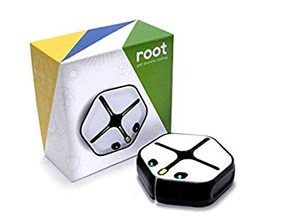 Amazon Com Root Robot Learn To Code Make Artwork Play Music