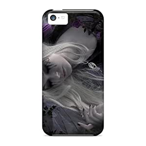 Iphone 5c XgR31149qdfZ The Spell Of Moonlight Cases Covers. Fits Iphone 5c