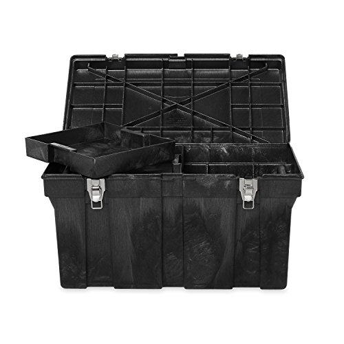 Rubbermaid Commercial Tack Box, 36'', Black, FG772000BLA by Rubbermaid Commercial Products (Image #4)