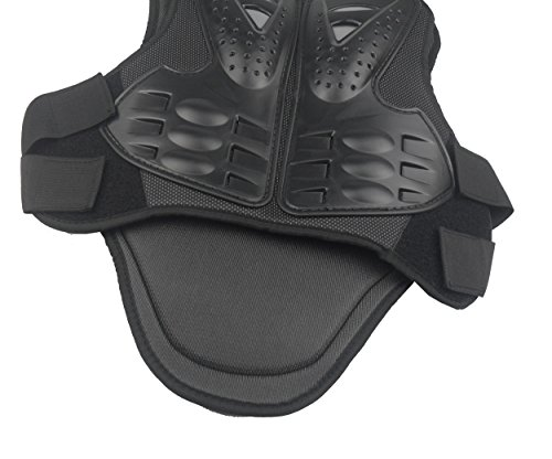 CHCYCLE motorcycle vest armor pretection (X-Large) by CHCYCLE (Image #2)