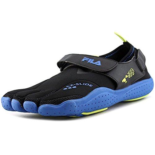 Fila Men's Kele-Toes EZ Slide Drainage Casual Sneakers, Blue Synthetic, 11 M