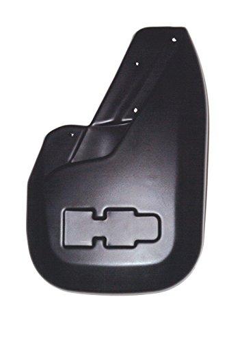 Husky Liner 57771 Custom Thermoplastic Olefin Black Rear Mud Guards