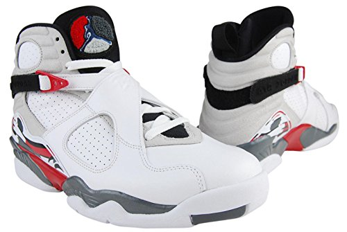 Zapatillas De Deporte Nike Air Jordan 8 Retro Bugs Bunny De Cuero Blancas