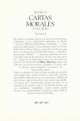 168. CARTAS MORALES, 2 VOLS. LITERATURA-OBRAS MAESTRAS ...