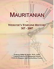 Mauritanian: Webster's Timeline History, 307 - 2007