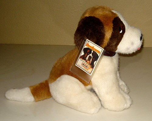 Beethoven's 2nd Plush Dog - Sits 11 Inches Tall and 15 Inche
