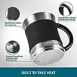 COSORI Coffee Mug Warmer & Mug Set,Electric 24Watt