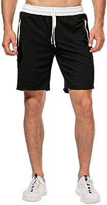 Pantalones Cortos Deportivos para Hombre Deporte Correr y ...