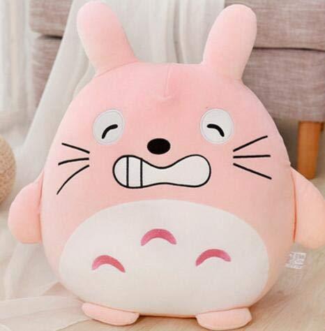 Amazon.com: YOYOTOY - Cojín de peluche con diseño de Totoro ...